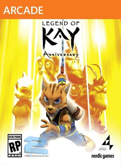 Legend of Kay Anniversary   تاپ 2 دانلود