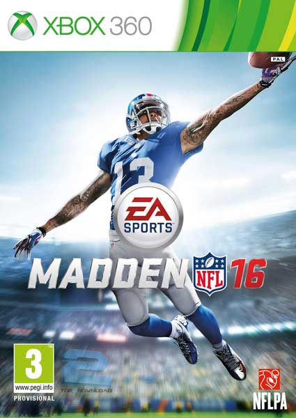 Madden NFL 16   تاپ 2 دانلود