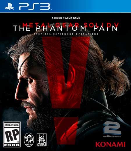 Metal Gear Solid V The Phantom Pain   تاپ 2 دانلود