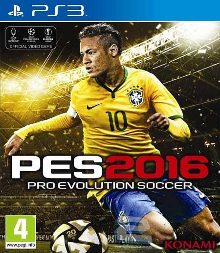 Pro Evolution Soccer 2016   تاپ 2 دانلود