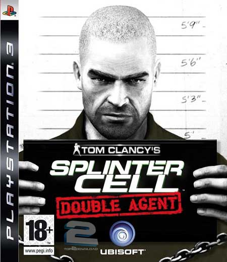 Tom Clancys Splinter Cell Double Agent | تاپ 2 دانلود