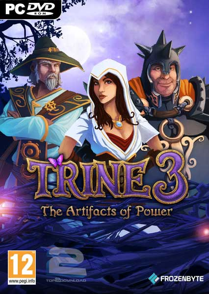 Trine 3 The Artifacts of Power | تاپ 2 دانلود