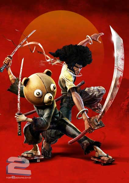 Afro Samurai 2 Revenge of Kuma Volume One | تاپ 2 دانلود