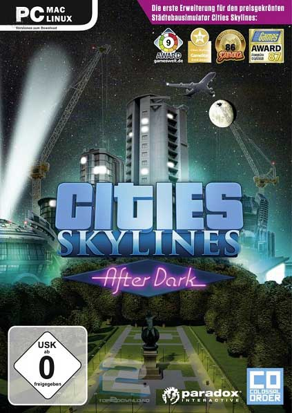 Cities Skylines After Dark | تاپ 2 دانلود