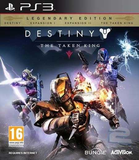 Destiny The Taken King Legendary Edition | تاپ 2 دانلود