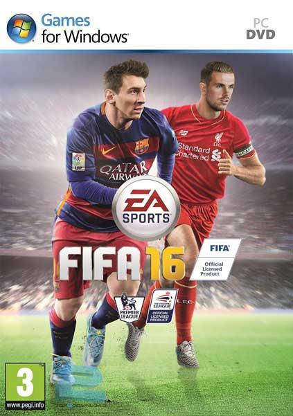 FIFA 16   تاپ 2 دانلود