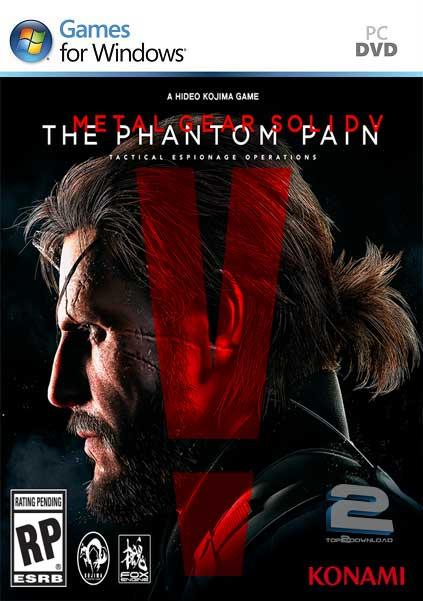 Metal Gear Solid V The Phantom Pain | تاپ 2 دانلود