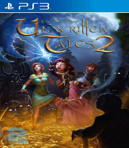 The Book of Unwritten Tales 2 | تاپ 2 دانلود