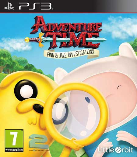 Adventure Time Finn and Jake Investigations | تاپ 2 دانلود