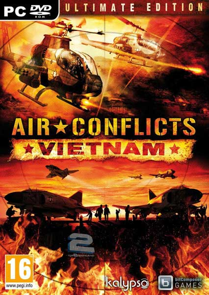 Air Conflicts Vietnam Ultimate Edition | تاپ 2 دانلود