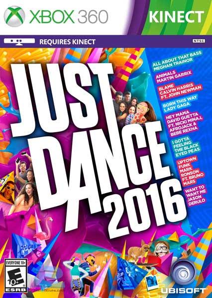 Just Dance 2016 | تاپ 2 دانلود