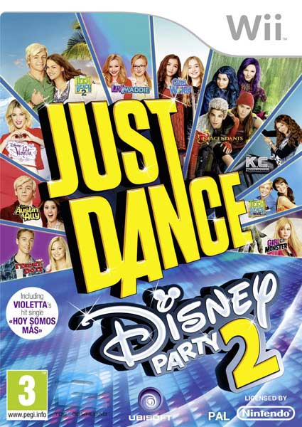 Just Dance Disney Party 2 | تاپ 2 دانلود
