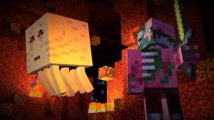 دانلود بازی Minecraft Story Mode برای PC   تاپ 2 دانلود