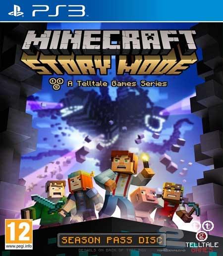 Minecraft Story Mode | تاپ 2 دانلود