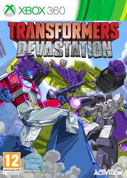 Transformers Devastation   تاپ 2 دانلود