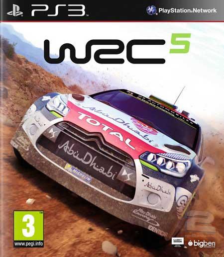 WRC 5   تاپ 2 دانلود