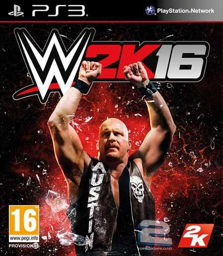 WWE 2K16 | تاپ 2 دانلود