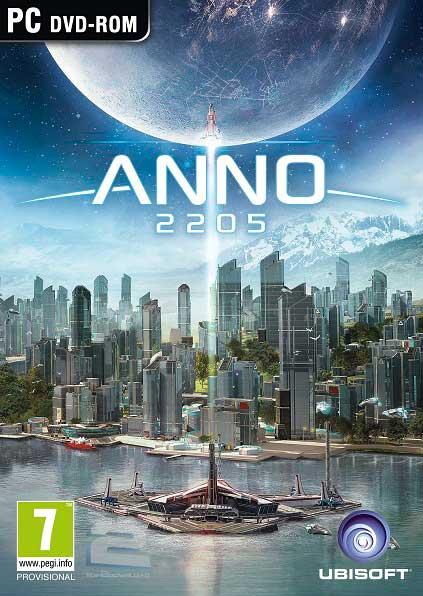 Anno 2205 | تاپ 2 دانلود