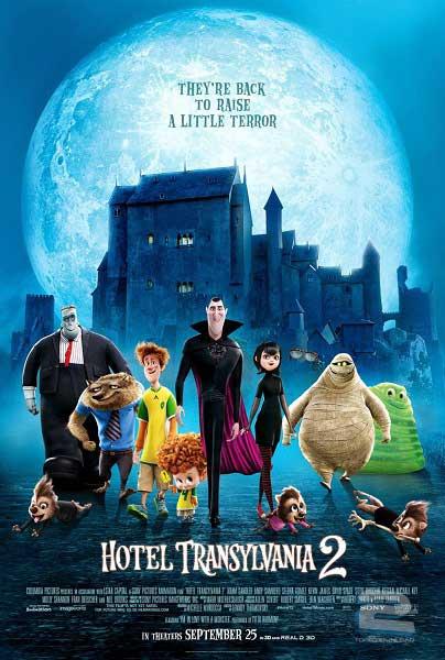 Hotel Transylvania 2 2015 | تاپ 2 دانلود