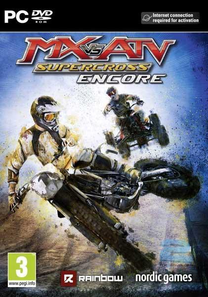 MX vs ATV Supercross Encore Edition   تاپ 2 دانلود