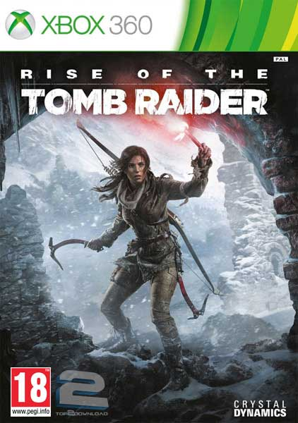Rise of the Tomb Raider | تاپ 2 دانلود