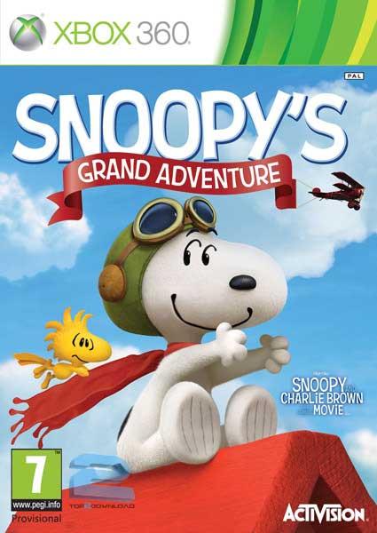 Snoopys Grand Adventure | تاپ 2 دانلود