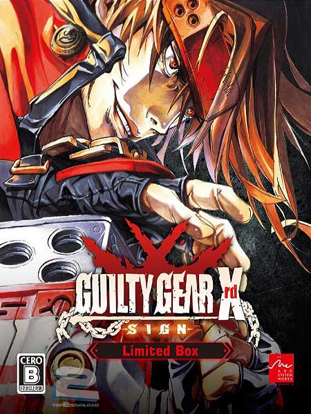 Guilty Gear Xrd SIGN | تاپ 2 دانلود