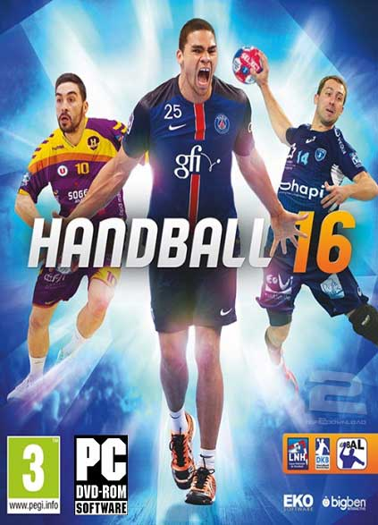 Handball 16   تاپ 2 دانلود