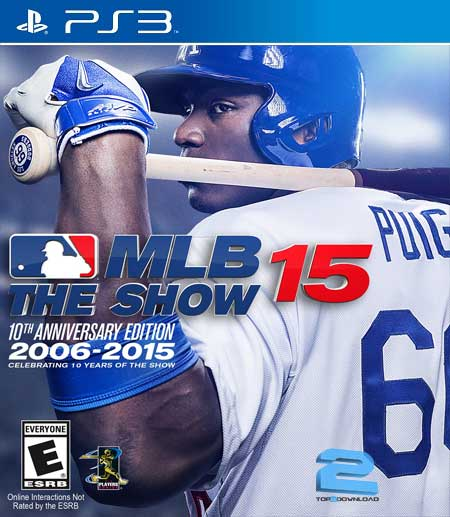 MLB 15 The Show   تاپ 2 دانلود