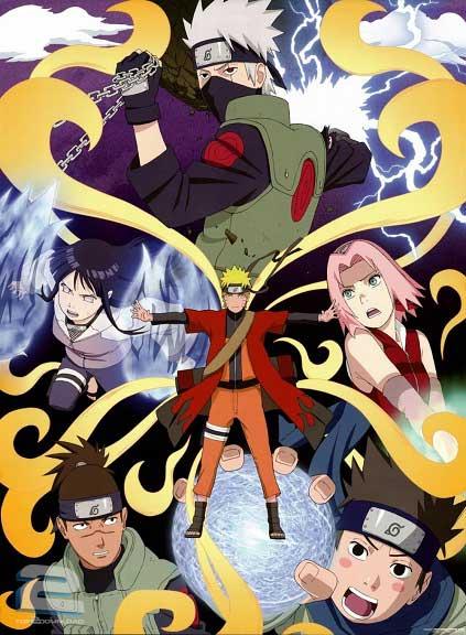 Naruto Shippuden | تاپ 2 دانلود