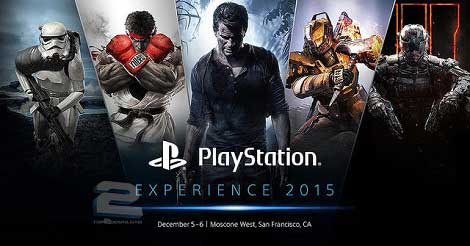 PlayStation Experience 2015 | تاپ 2 دانلود
