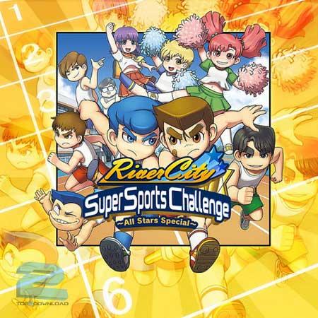 River City Super Sports Challenge All Stars Special | تاپ 2 دانلود