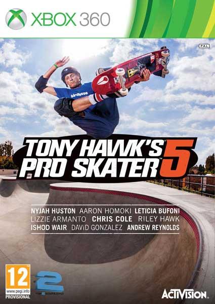 Tony Hawks Pro Skater 5 | تاپ 2 دانلود