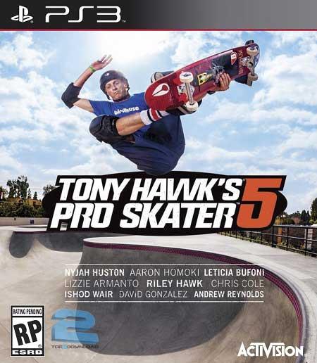 Tony Hawks Pro Skater 5   تاپ 2 دانلود