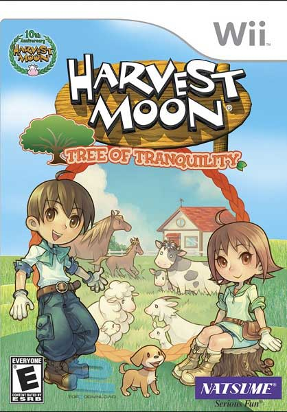Harvest Moon Tree of Tranquility | تاپ 2 دانلود