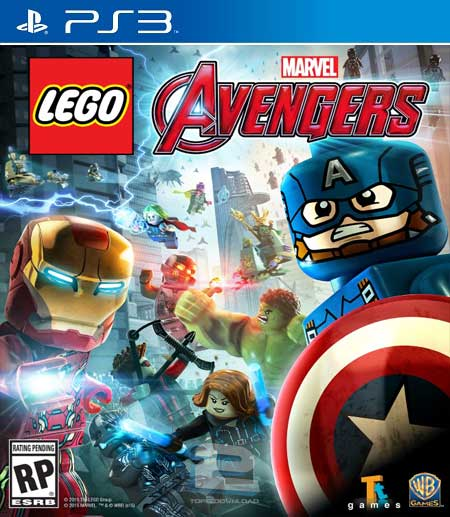 Game PS3 : Lego Marvels Avengers for PS3