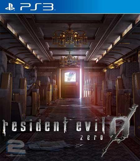 Resident Evil 0 HD REMASTER   تاپ 2 دانلود