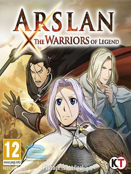 Arslan The Warriors of Legend | تاپ 2 دانلود