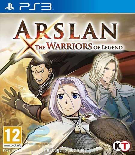 Arslan The Warriors of Legend | تاپ 2 دانلود
