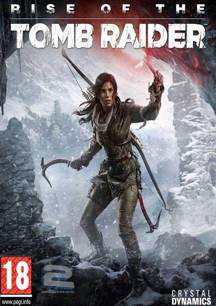 Rise of the Tomb Raider   تاپ 2 دانلود