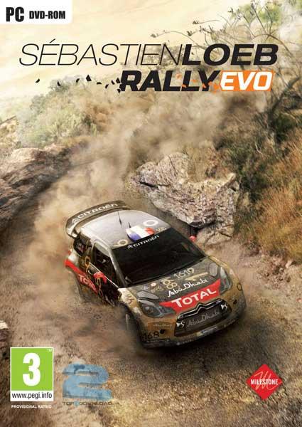 Sbastien Loeb Rally EVO | تاپ 2 دانلود