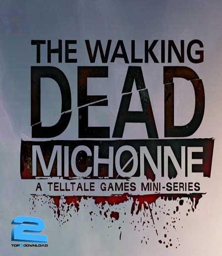 The Walking Dead Michonne | تاپ 2 دانلود
