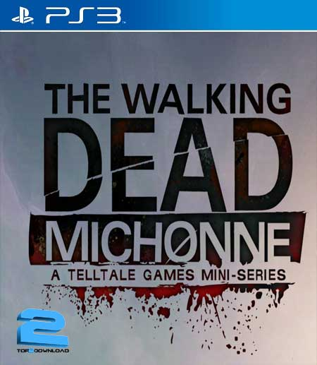 The Walking Dead Michonne | تاپ 2 دانلود