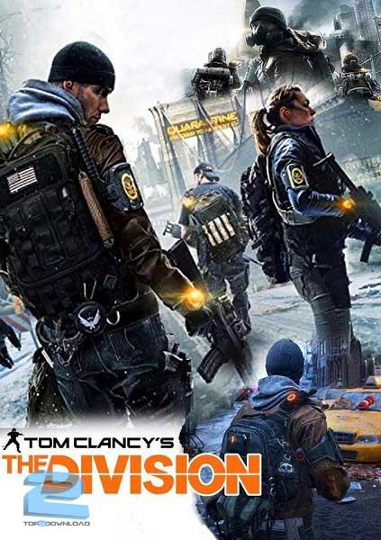Tom Clancys the Division Agent Origins 2016  تاپ 2 دانلود