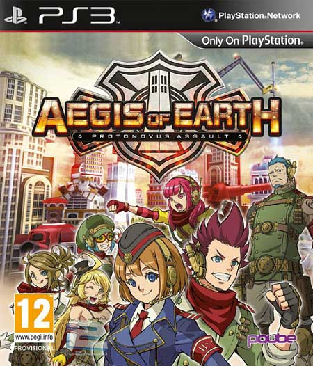 Aegis of Earth Protonovus Assault | تاپ 2 دانلود