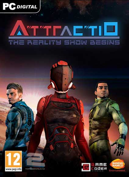 Attractio | تاپ 2 دانلود