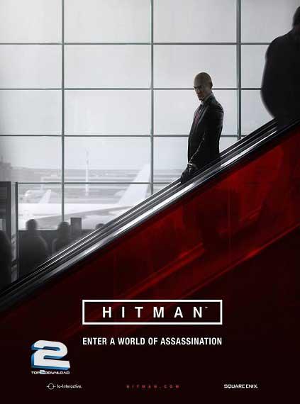 HITMAN | تاپ 2 دانلود