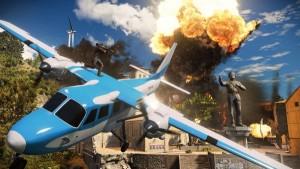 دانلود بازی Just Cause 3 برای PS4 | تاپ 2 دانلود