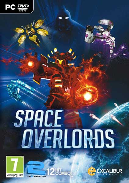 Space Overlords | تاپ 2 دانلود