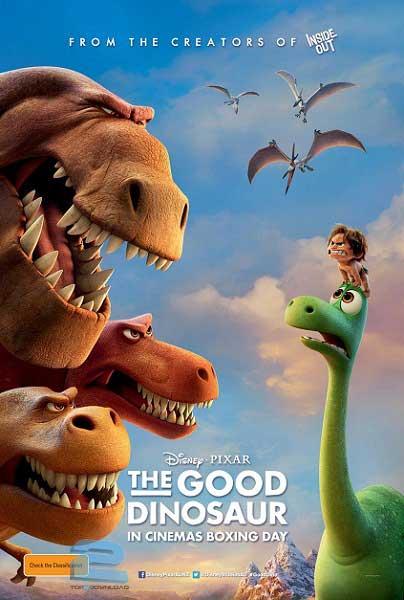 The Good Dinosaur 2015 | تاپ 2 دانلود